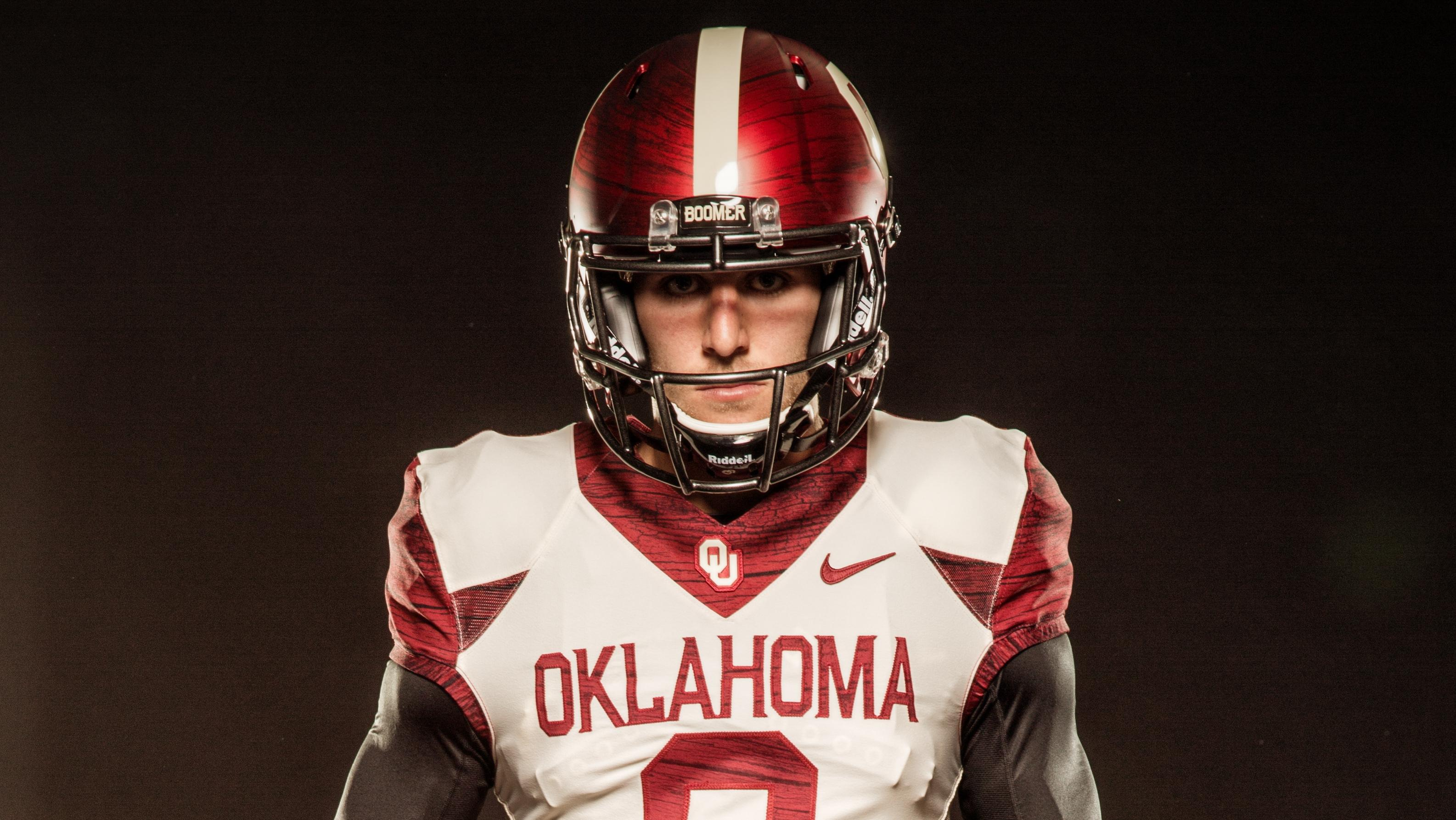 new arrival 6b364 1cf42 OU to Debut Alternate Uniforms at WVU - University of Oklahoma