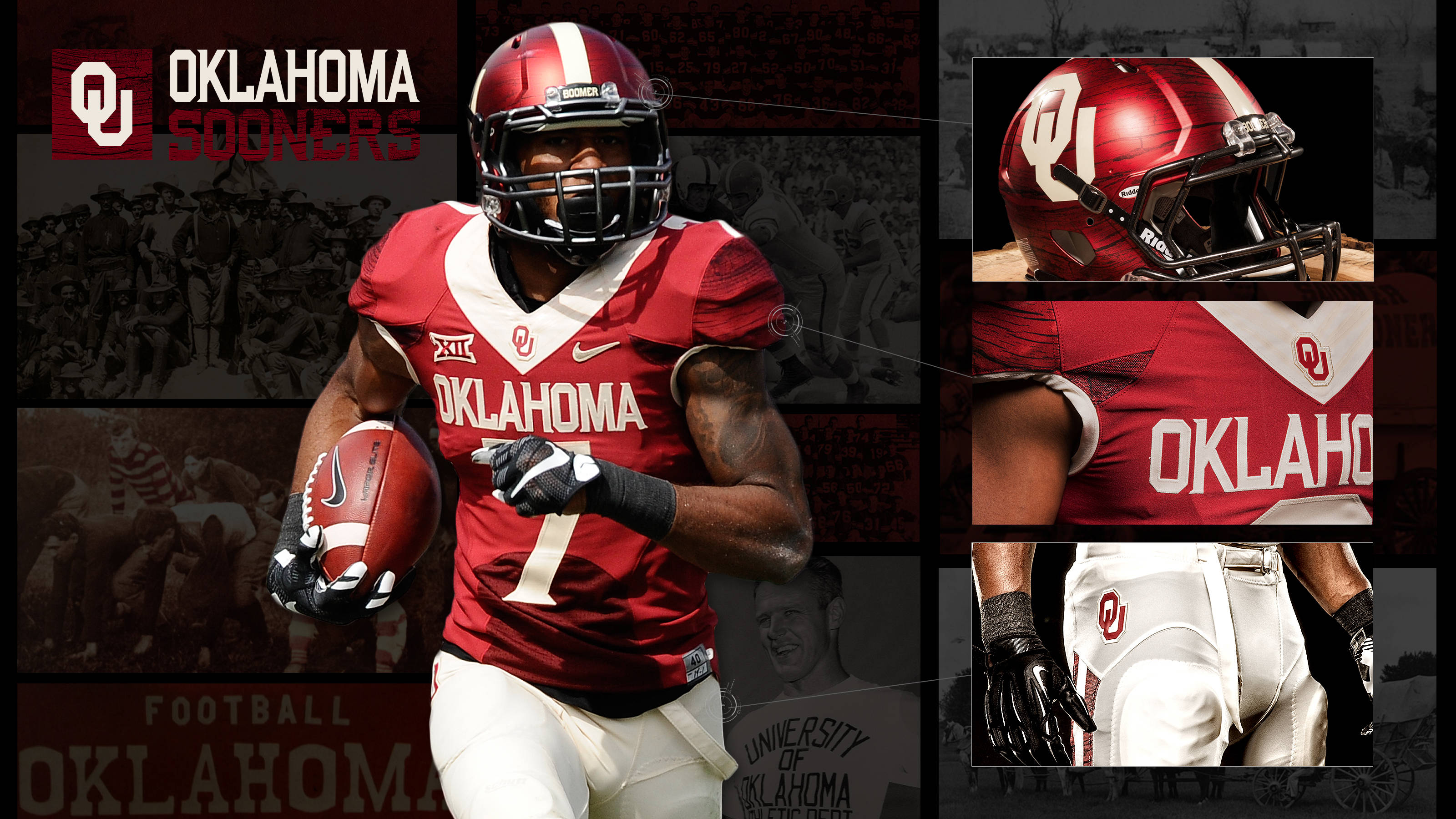brand new 0b7f4 0f29c The Rough Riders Are Back Saturday - University of Oklahoma