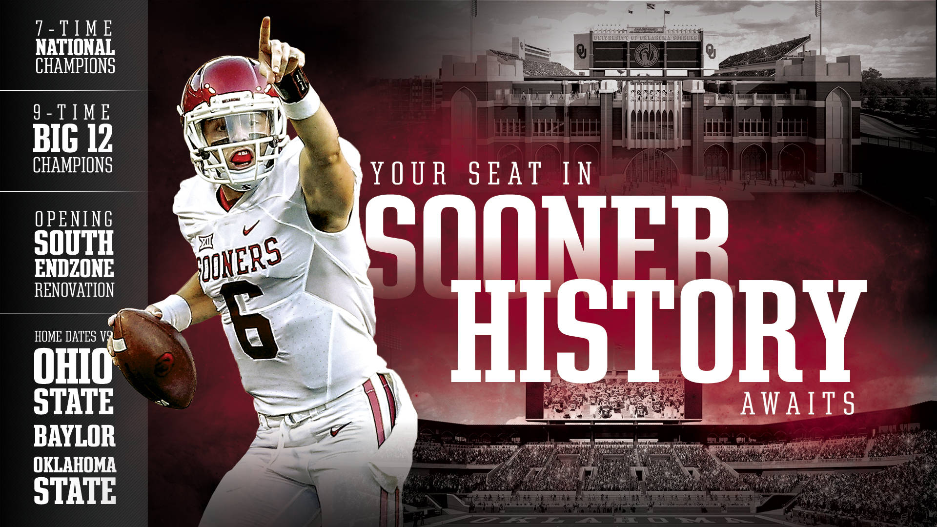 Season Ticket Renewals Due March 31 University Of Oklahoma