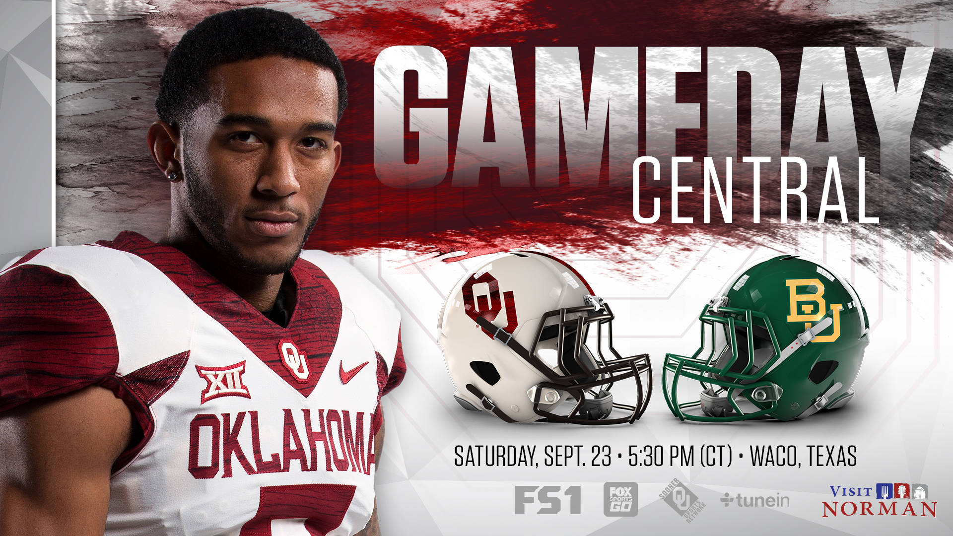 big sale 708fd 7709d Gameday Central: OU vs. Baylor - University of Oklahoma