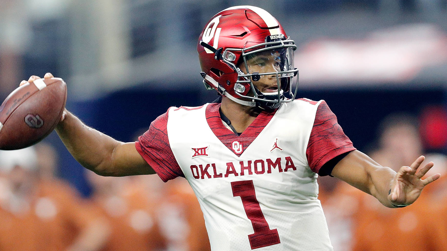 sports shoes a966b 48af0 Kyler Murray Named AP Player of the Year - University of ...