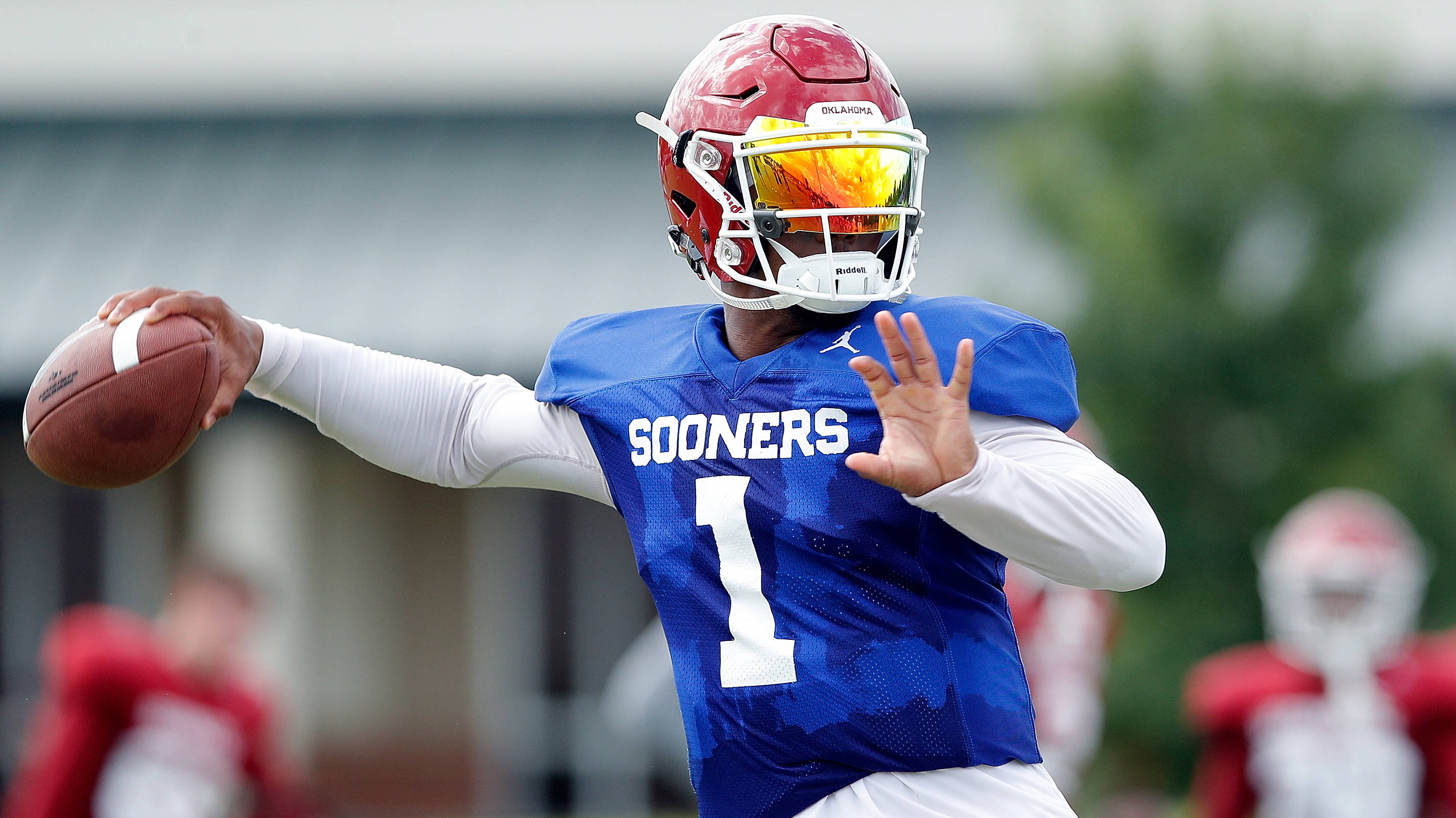 Kyler Murray Named Starting Quarterback - University of Oklahoma