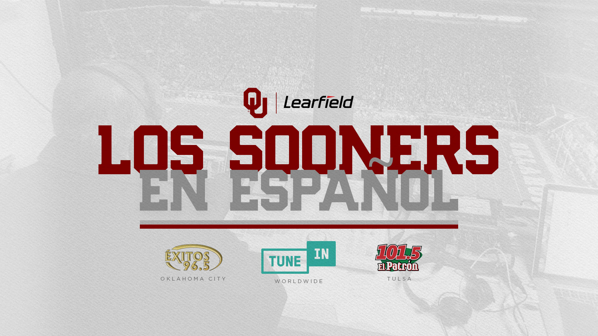 Ou Expands Spanish Audio Broadcast Options University Of Oklahoma