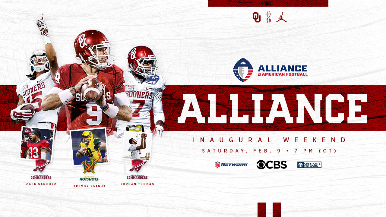 american alliance of football schedule