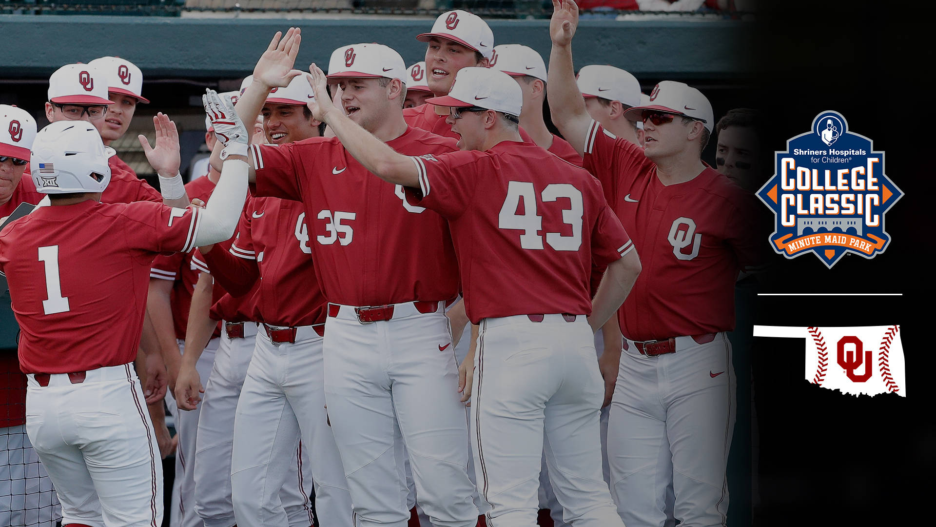 Baseball University Of Oklahoma